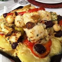 Photo taken at Antônio's Restaurante by Eliana C. on 5/31/2013