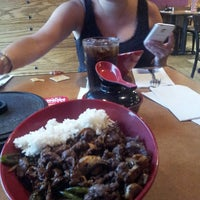 Photo taken at BD's Mongolian Grill by Leah H. on 8/6/2013
