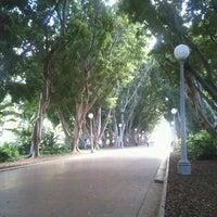 Photo taken at Hyde Park by Joachim T. on 4/13/2013