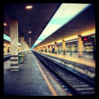 Photo taken at Firenze Santa Maria Novella Railway Station (ZMS) by Marco G. on 1/17/2013
