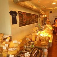 Photo taken at St. James Cheese Company by Marissa D. on 6/25/2013