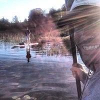 Photo taken at Shallow Lake, Ontario by James C. on 9/25/2013