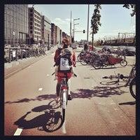 Photo taken at Mövenpick Hotel Amsterdam City Centre by amsterdamize on 5/28/2013