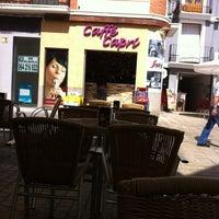 Photo taken at Caffé Capri by Rafael C. on 6/15/2013