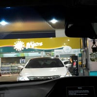 Photo taken at PETRONAS Station by Syeera A. on 2/28/2016