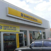 Photo taken at Banco do Brasil by Gilson M. on 4/19/2013