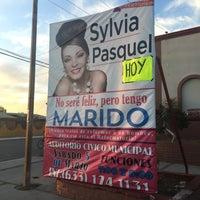 "Photo taken at Auditorio Civico Municipal ""Luis Cordova Corrales"" by Emma M. on 3/6/2016"