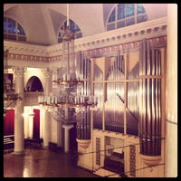 Снимок сделан в Филармония им. Д. Д. Шостаковича. Большой зал пользователем Elena P. 5/18/2013