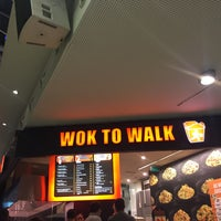 Photo taken at Wok to Walk by Saeed F. on 11/8/2016