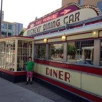 Photo taken at Mickey's Diner by Michael M. on 6/13/2013
