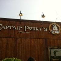 Photo taken at Captain Porky's by Garrett G. on 7/19/2014