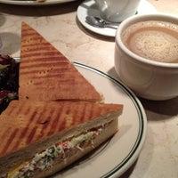 Photo taken at Mondo Caffe by Yoko M. on 12/21/2012