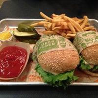 Photo taken at Super Duper Burger by Yoko M. on 11/10/2012
