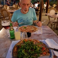 Photo taken at Pizzeria S. Michele by Junior G. on 4/26/2018