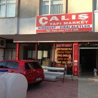 Photo taken at Çalış Yapı Market by Hakan Ç. on 8/27/2013