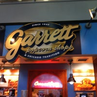 Photo taken at Garrett Popcorn Shops by Jody J. on 10/18/2012