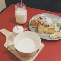 Photo taken at Up2you Cafe' & Bistro by Pokpak on 12/21/2014