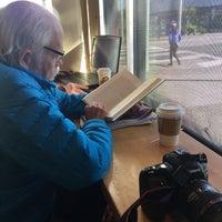 Photo taken at Starbucks by Milena K. on 1/1/2017