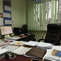Photo taken at Калининградгазификация by Саня К. on 12/19/2014