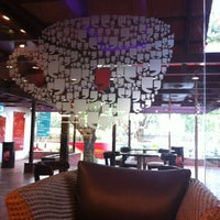 Photo taken at Cafe Coffee Day (Kowdiar) by Shameer T. on 2/15/2013