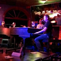 Photo taken at Rockeys Dueling Piano Bar by Frank C. on 4/14/2013