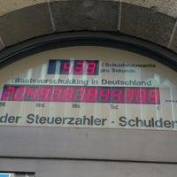 Photo taken at Bund der Steuerzahler by Frank D. on 5/22/2014