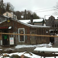 Photo taken at Fishtown Village Cheese Shanty by Ashley E. on 4/13/2013
