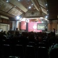 Photo taken at Fakultas Sastra by Agus J. on 9/27/2012