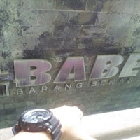 Photo taken at BABE - Barang Bekas by Adhimulya N E. on 11/27/2015