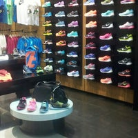 Photo taken at Nike Store by Adhimulya N E. on 11/27/2015