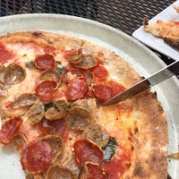 Photo taken at Pizzeria Rustica by Paul K. on 8/27/2016