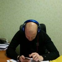 Photo taken at Калининградгазификация by Юрий Э. on 12/22/2014