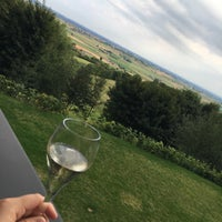 Photo taken at Hostellerie Kemmelberg - du Mont Kemmel by Julie M. on 8/13/2017