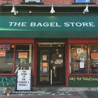 Photo taken at The Bagel Store by Scot R. on 8/1/2015