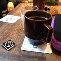 12/16/2014 tarihinde Jihyung P.ziyaretçi tarafından The Monocle Café'de çekilen fotoğraf