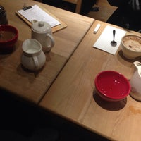 Photo taken at Le Pain Quotidien by Jihyung P. on 12/29/2014