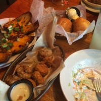 Photo taken at Logan's Roadhouse by Adrianne H. on 5/12/2016