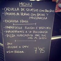 Photo taken at Da Saro Pizzeria by Maro S. on 11/29/2013