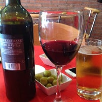 Photo taken at Da Saro Pizzeria by Maro S. on 2/6/2014