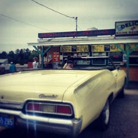 Photo taken at Crosby's Drive-In by @jyi on 7/25/2013