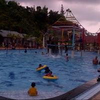 """Photo taken at Guciku """"Hot Water Boom"""" by Dewi K. on 8/11/2013"""