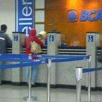 Photo taken at Bank BCA by Dewi K. on 2/18/2014