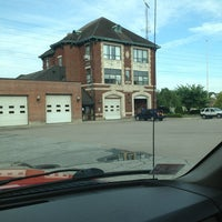 Photo taken at Woonsocket Station 2  53 Cumberland St by John D. on 6/18/2013