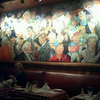 Photo taken at Gallaghers Steakhouse by Tom C. on 5/28/2013