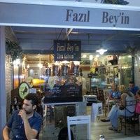 8/24/2013 tarihinde Sevecen D.ziyaretçi tarafından Fazıl Bey'in Türk Kahvesi'de çekilen fotoğraf