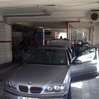 Photo taken at Sonax Car Cleaning Center by TC Fatih S. on 7/22/2014