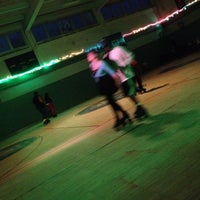 Photo taken at Crazy Legs Skate Club by Lautaro S. on 5/8/2014