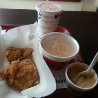 Photo taken at KFC by Genesis S. on 6/4/2013