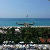 8/26/2013 tarihinde Ahmet K.ziyaretçi tarafından Lyra Resort Hotel'de çekilen fotoğraf