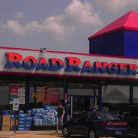Photo taken at Road Ranger Travel Center by Michael S. on 8/21/2013